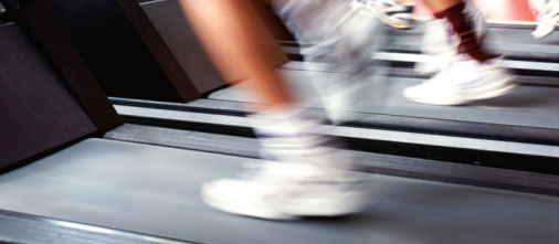 Get it Up, Your Heart Rate That Is: Build it Up Treadmill Run